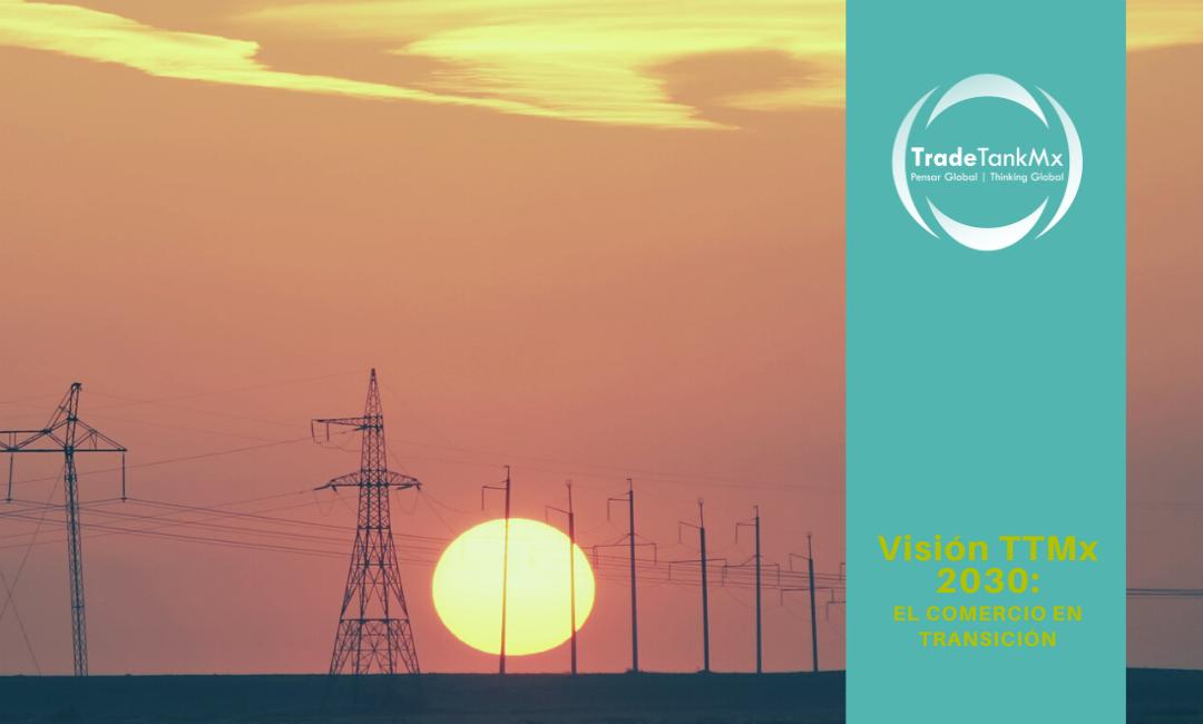 Transición energética como nuevo paradigma de desarrollo global